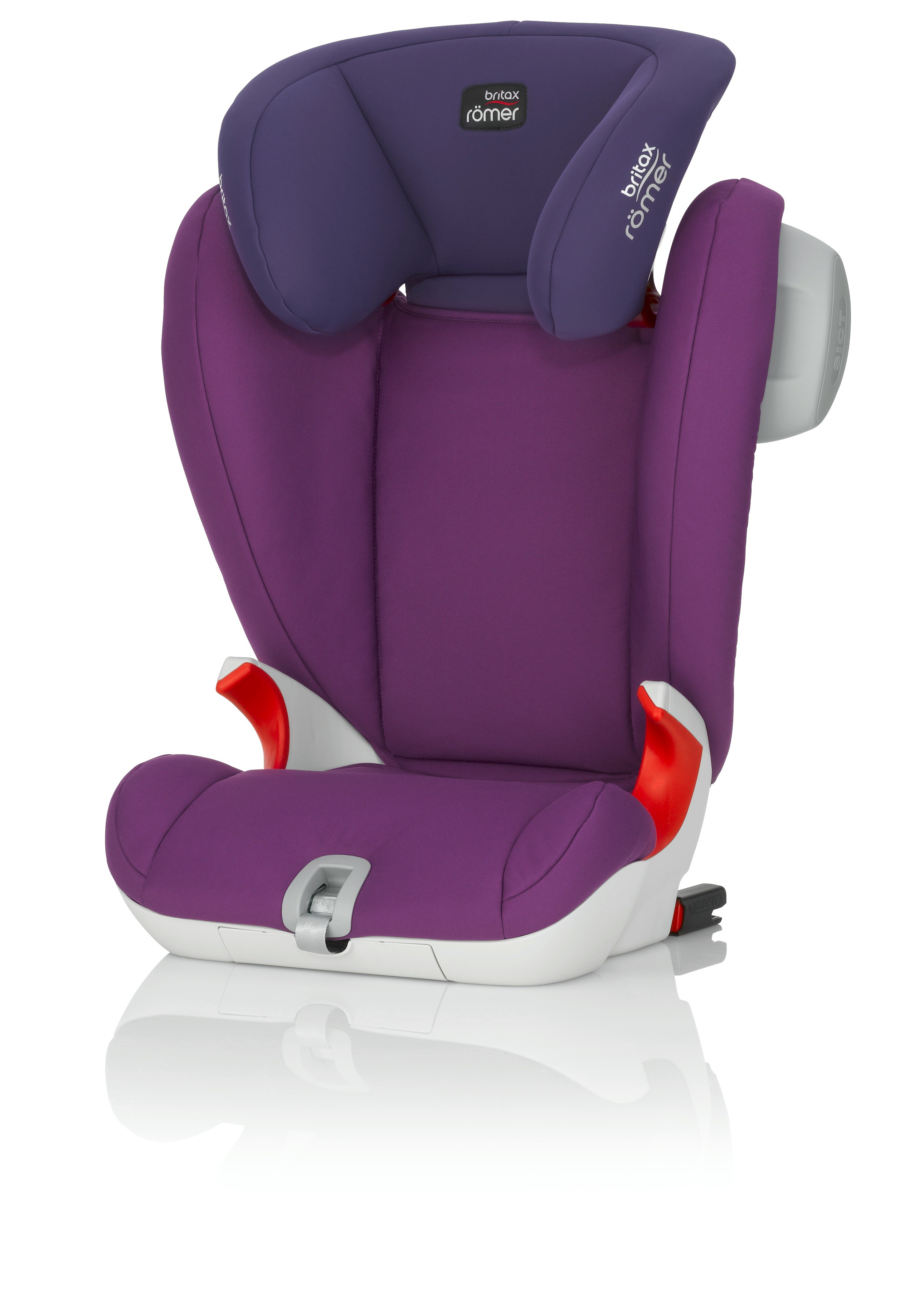 Autosedačka RÖMER KIDFIX SL SICT - Mineral Purple 2017