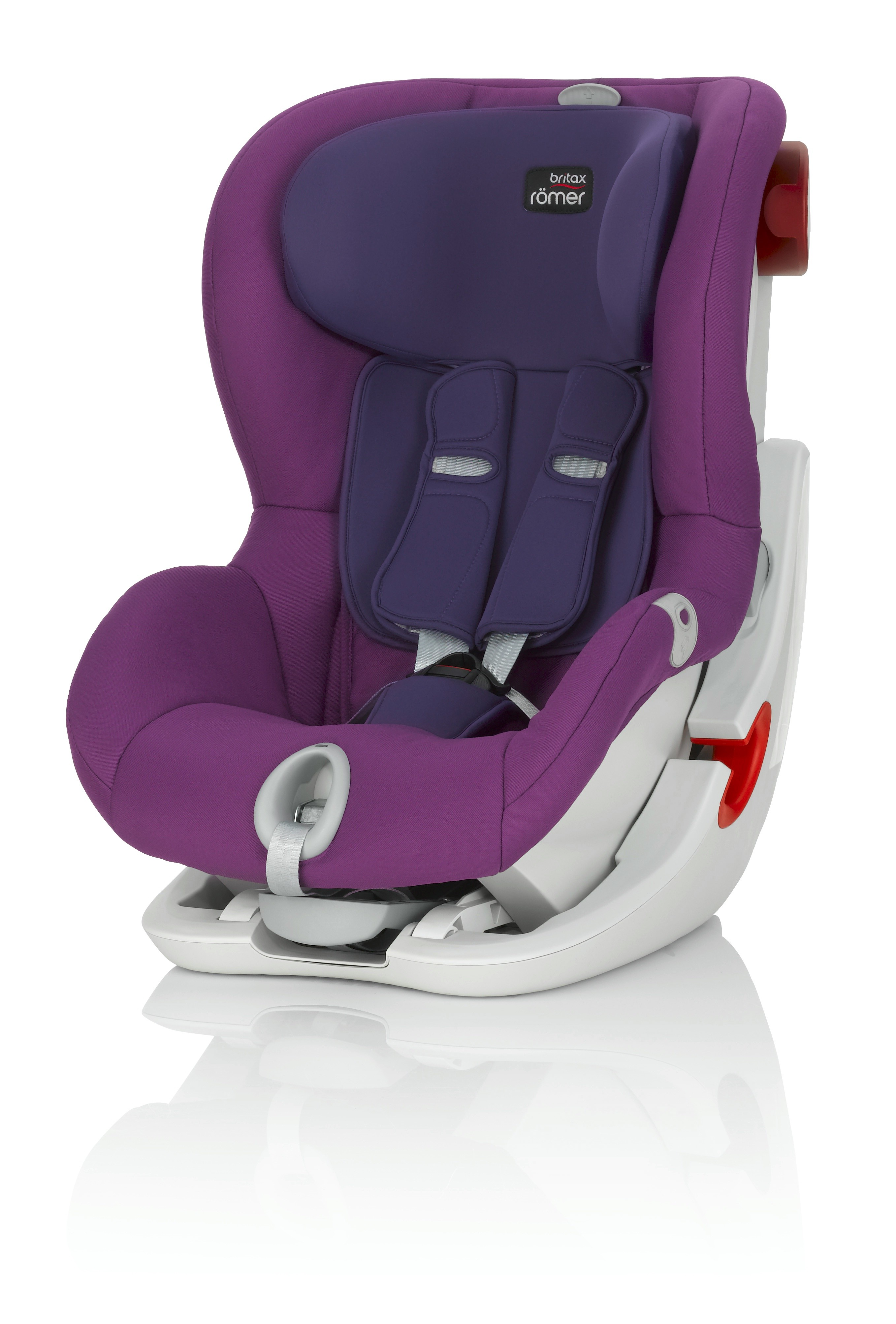 Autosedačka RÖMER KING II LS - Mineral Purple 2016