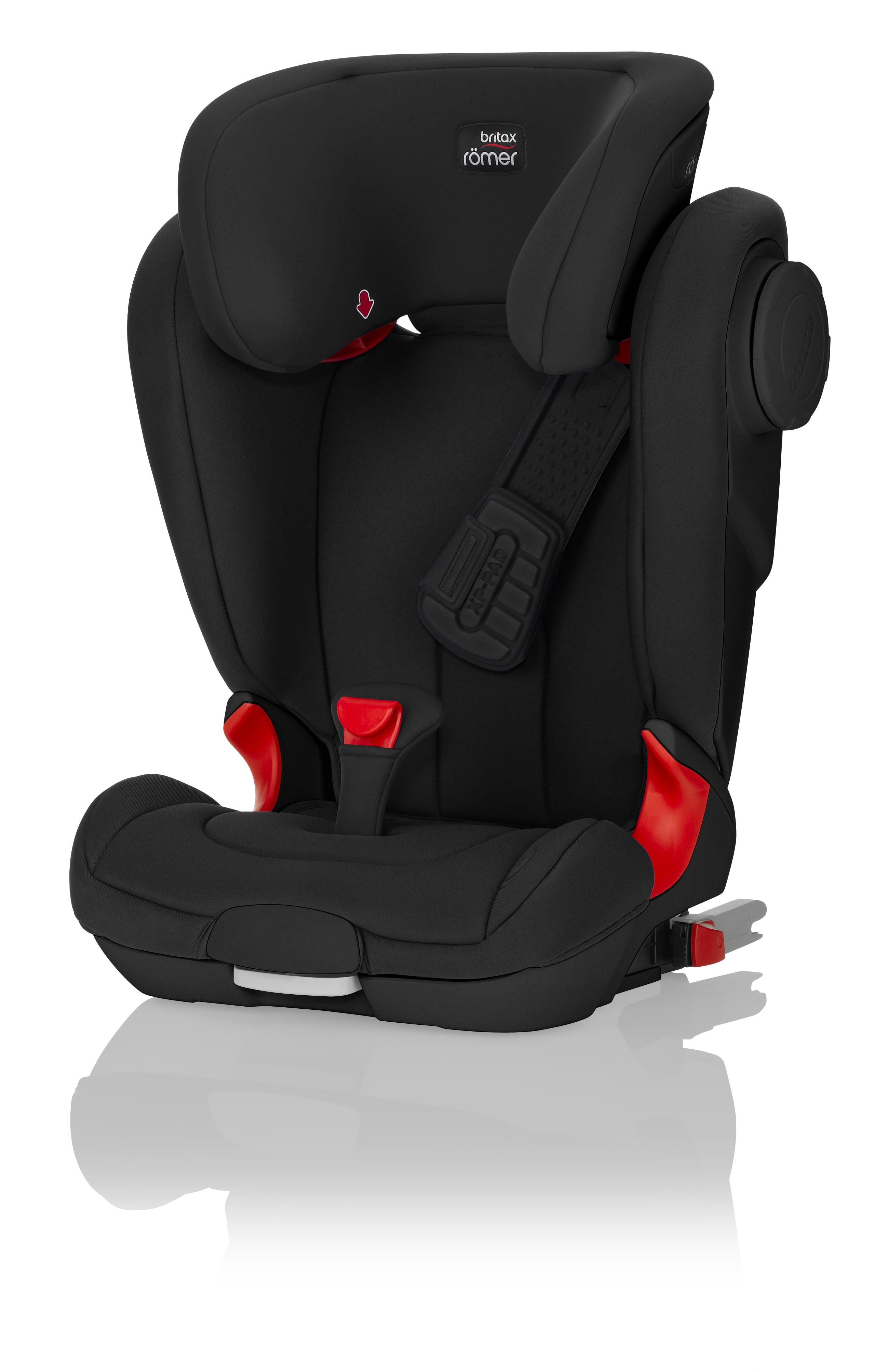 Autosedačka RÖMER Kidfix II XP Sict Black Edition - Cosmos Black 2017