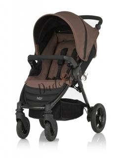 BRITAX RÖMER Kočárek B-Motion 4, Wood Brown