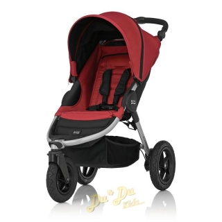 Britax B-motion 3 - chilli peper (2015)