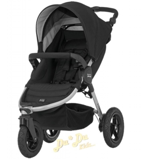 Britax B-motion 3 - Black (2015)