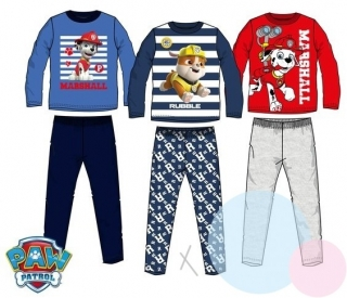 c03001f5ee8c Chlapecké pyžamo s proužky Patrola vel.98