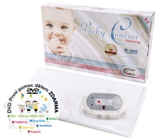 Monitor dechu - Baby Control Digital -200 large pad