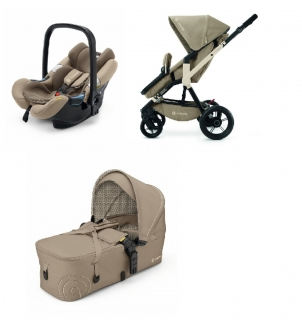 Kombinace Mobility Set Wanderer Air+Scout Beige