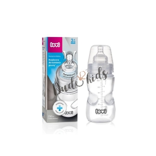 Láhev LOVI 250ml 0% BPA Super vent