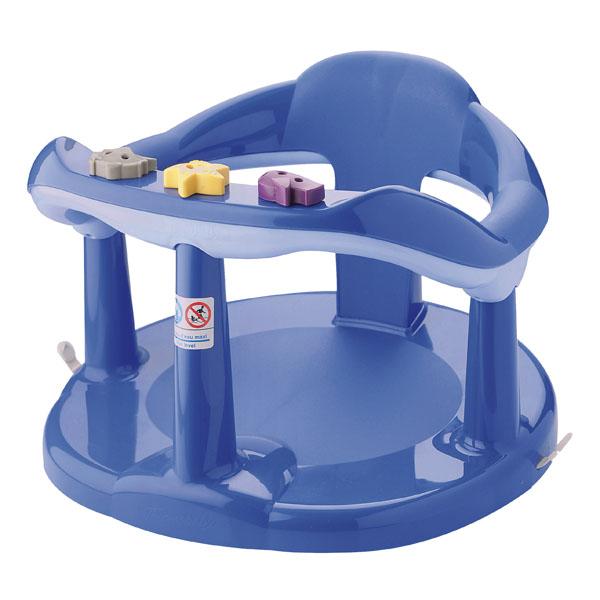 Sedátko do vany pro kojence-modré