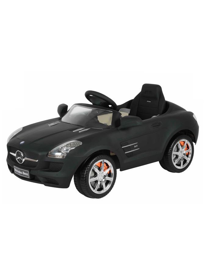 Elektrické autíčko Mercedes-Benz černé