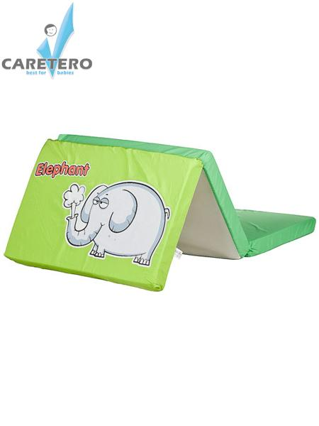 Cestovní skládací matrace do postýlky molitanová - slon