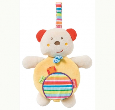 Obrázková knížka 31124 - medvídek
