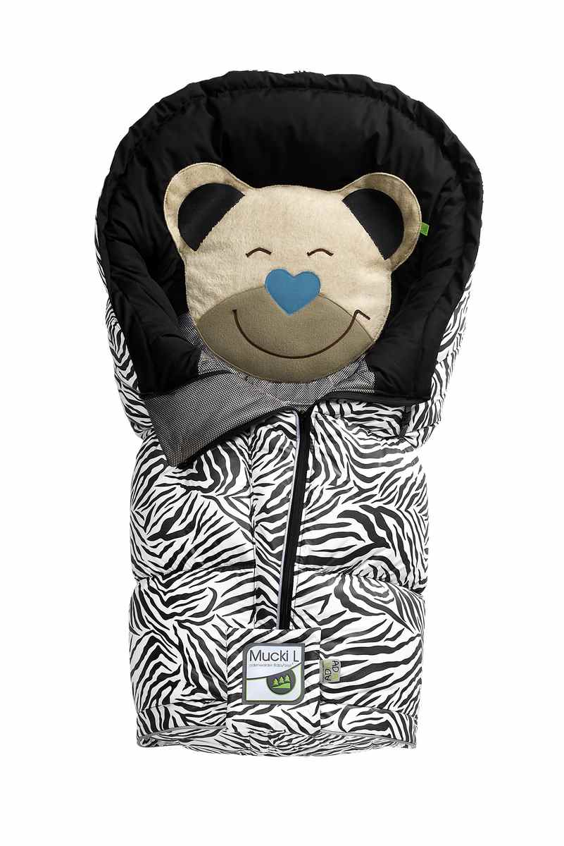 ODENWÄLDER Mucki L 2014 wild child Zebra