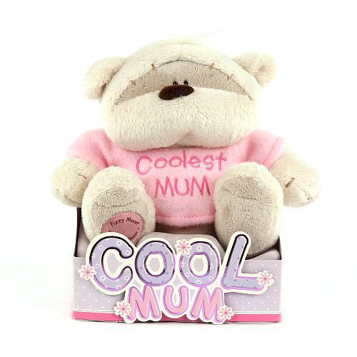 Medvídek Fizzy Moon 12cm růžový