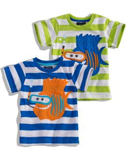 Dětské tričko s rybkou Minoti