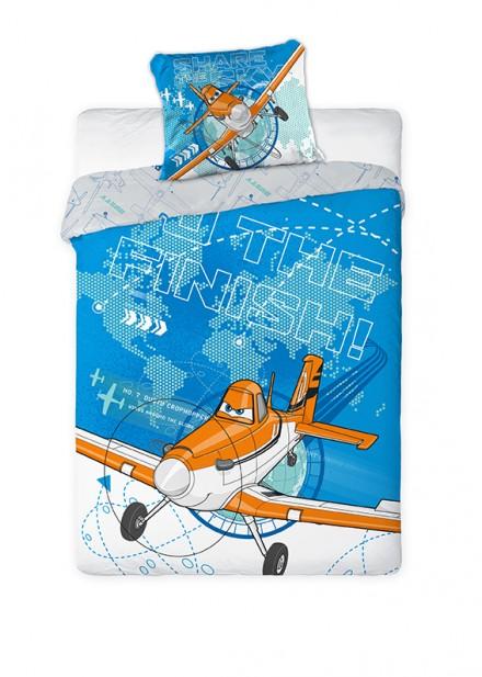 Dětské povlečení Letadla