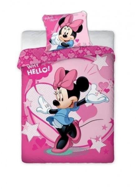 Dětské povlečení Myška Minnie