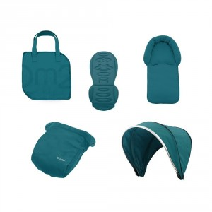 Oyster 2/Max colour pack Vogue Teal 2015