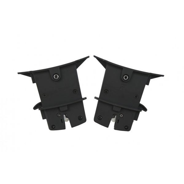 Oyster zvyšovací adaptéry na hlubokou korbu a autosedačku Britax/Romer