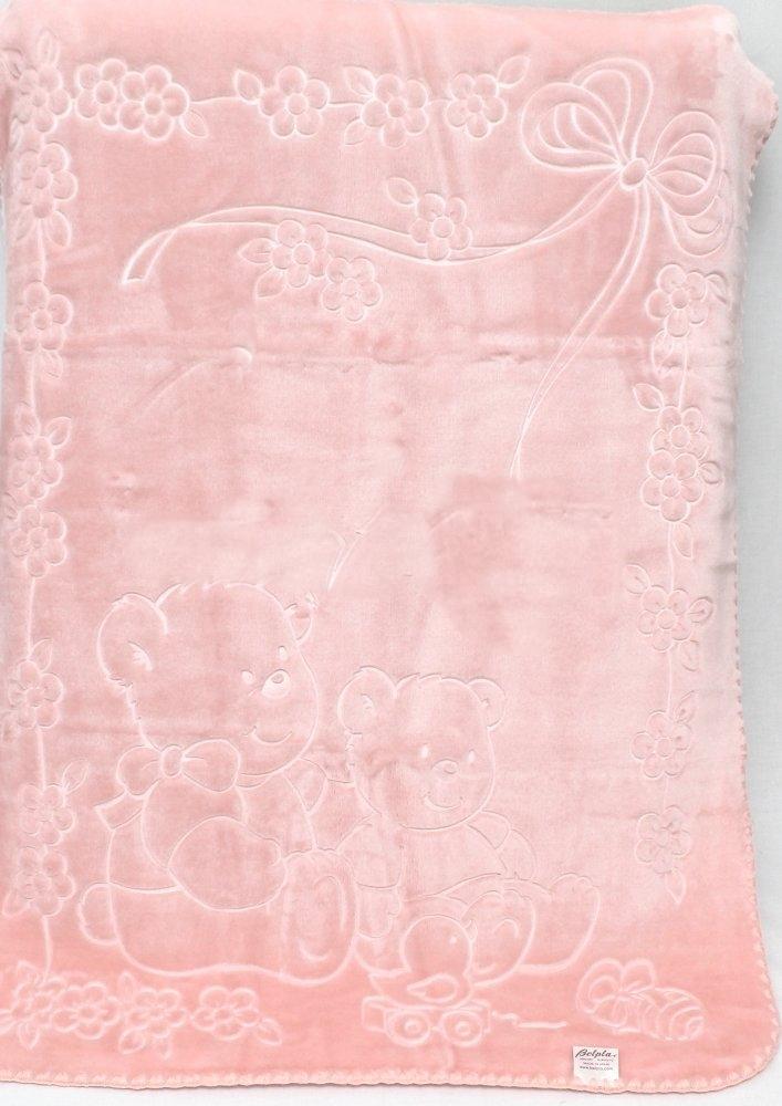 Deka španělka 80x110cm - růžová