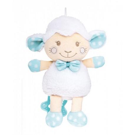 Plyšová hrající ovečka