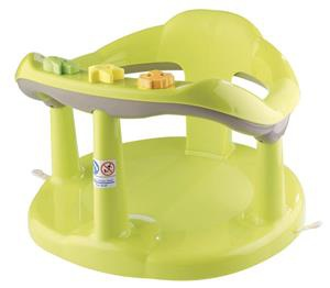 Sedátko do vany pro kojence- zelené