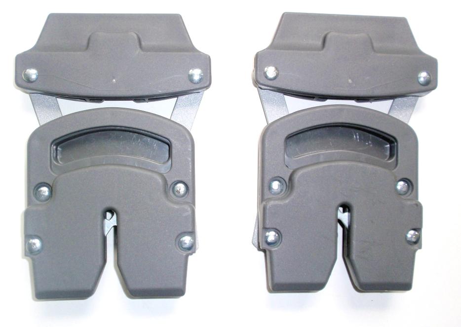 Adaptéry na autosedačku kočárku Maximo, magnetico, Excellent, Eu / Carlo - šedá