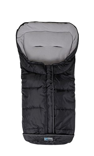 Zimní fusak Easy Lux Altabebe černo/šedý