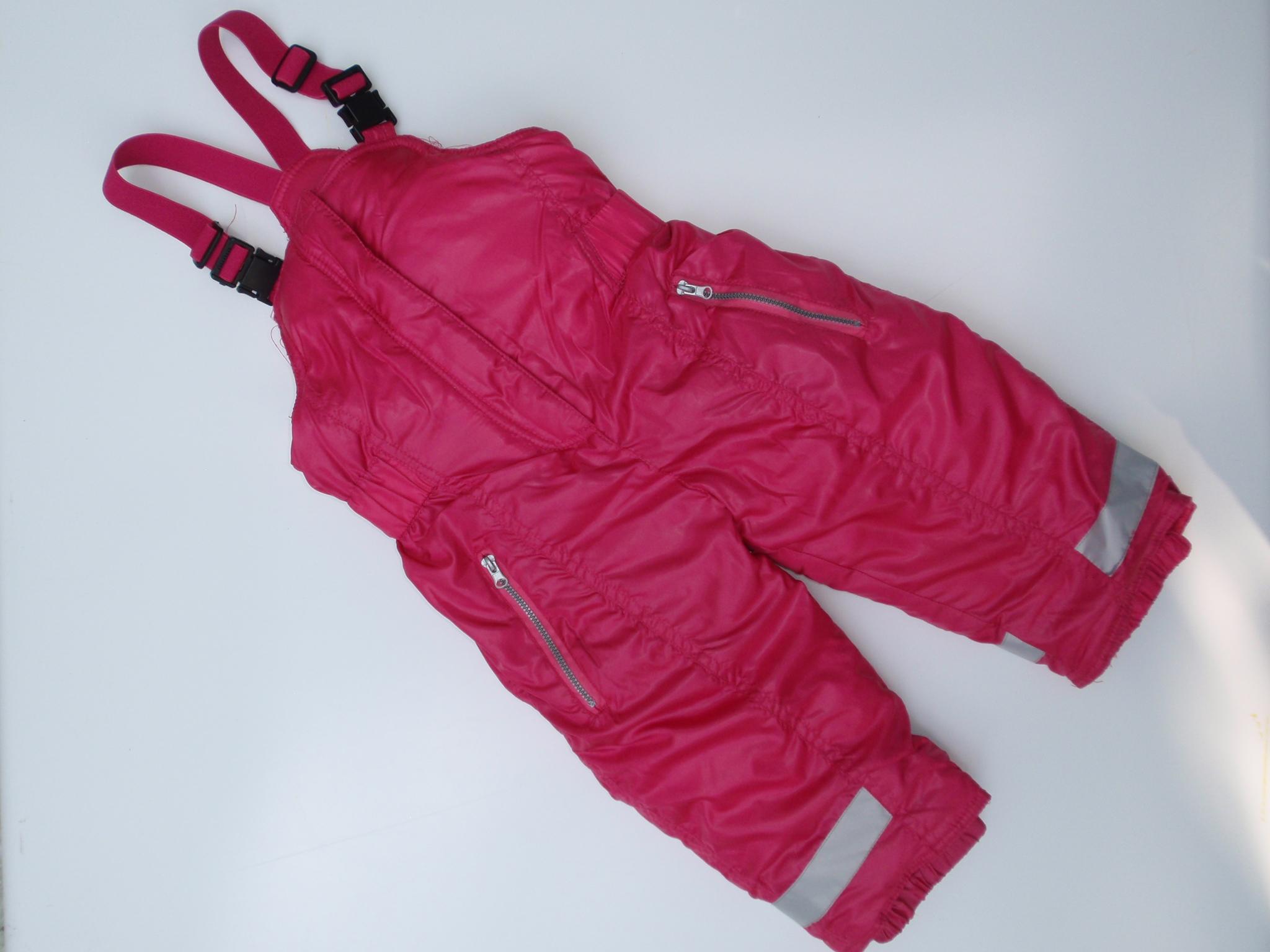 Dívčí oteplovačky - růžové