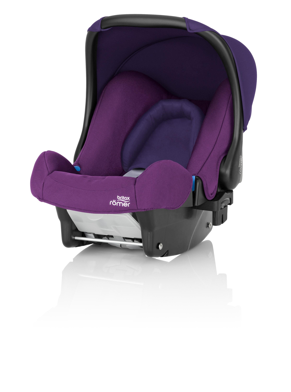 Autosedačka RÖMER Baby-Safe, Mineral Purple 2017