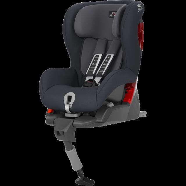 Autosedačka RÖMER SAFEFIX Plus - Storm Grey 2017