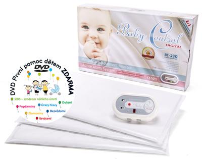 Monitor dechu - Baby Control Digital -230