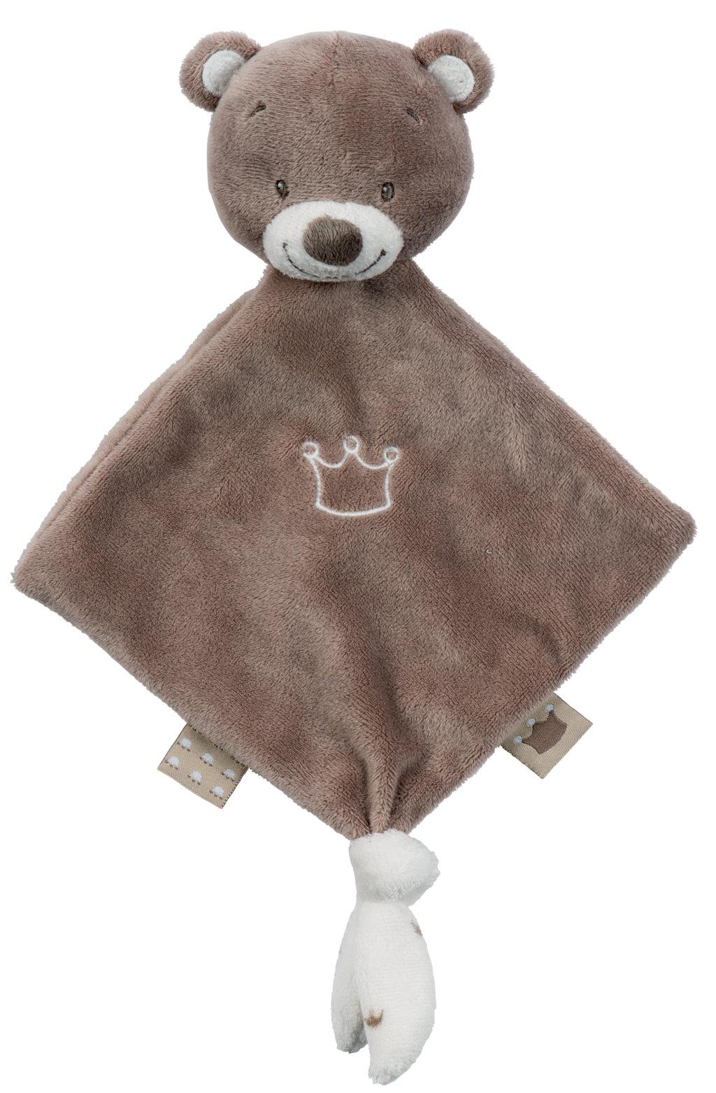 Plyšová hračka mini mazlíček medvídek Tom Nattou