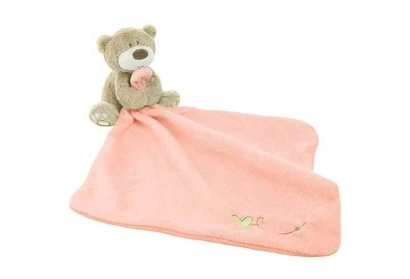 Usínáček medvidek růžový