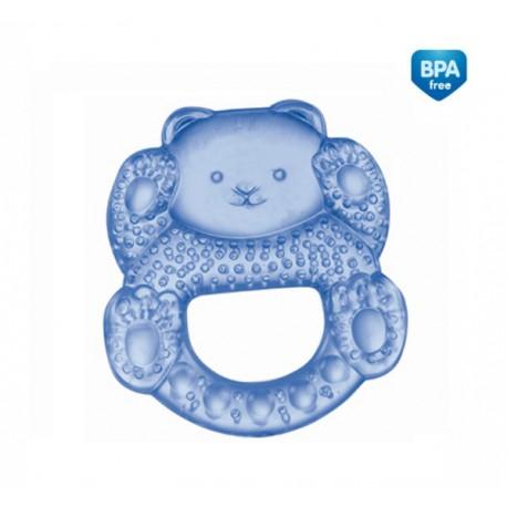 Chladící kousátko medvídek modrý
