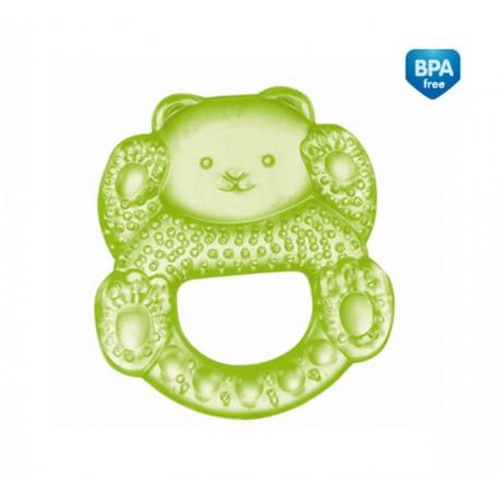 Chladící kousátko medvídek zelený