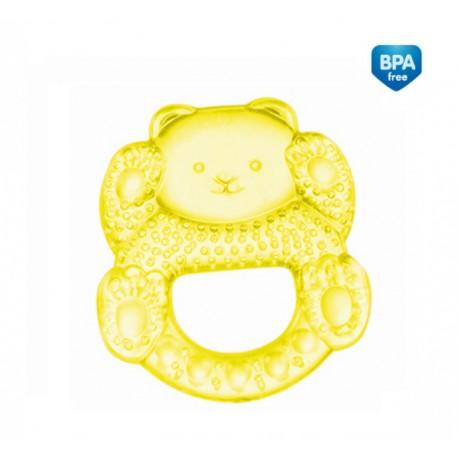 Chladící kousátko medvídek žlutý