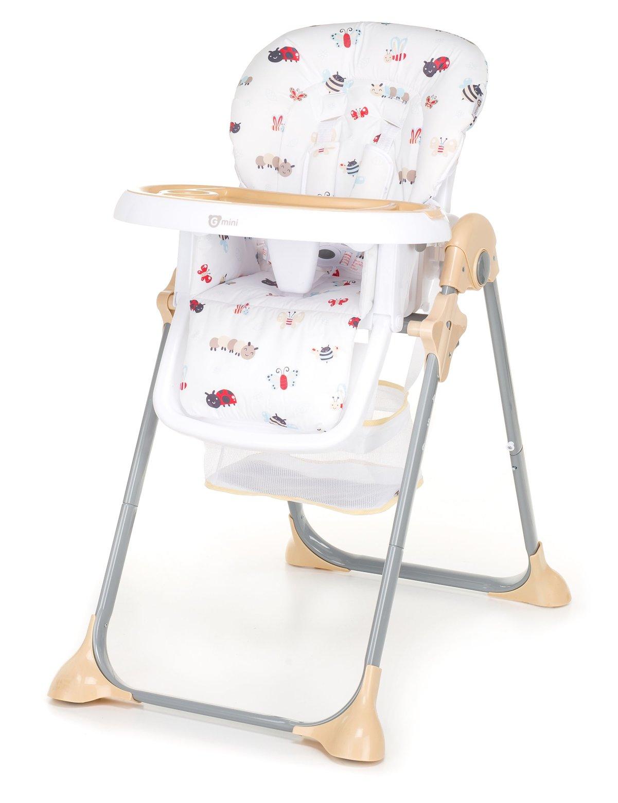 Jídelní židle G-mini Simply BEETLE coffee