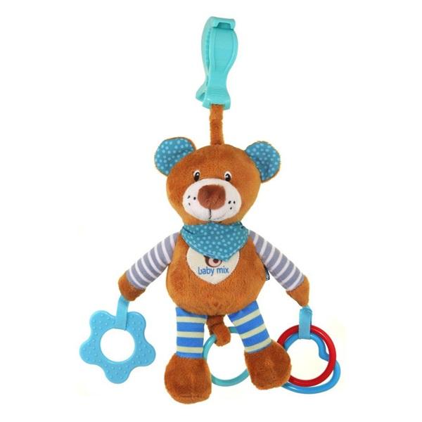 Plyšová hračka s vibrací - Medvídek